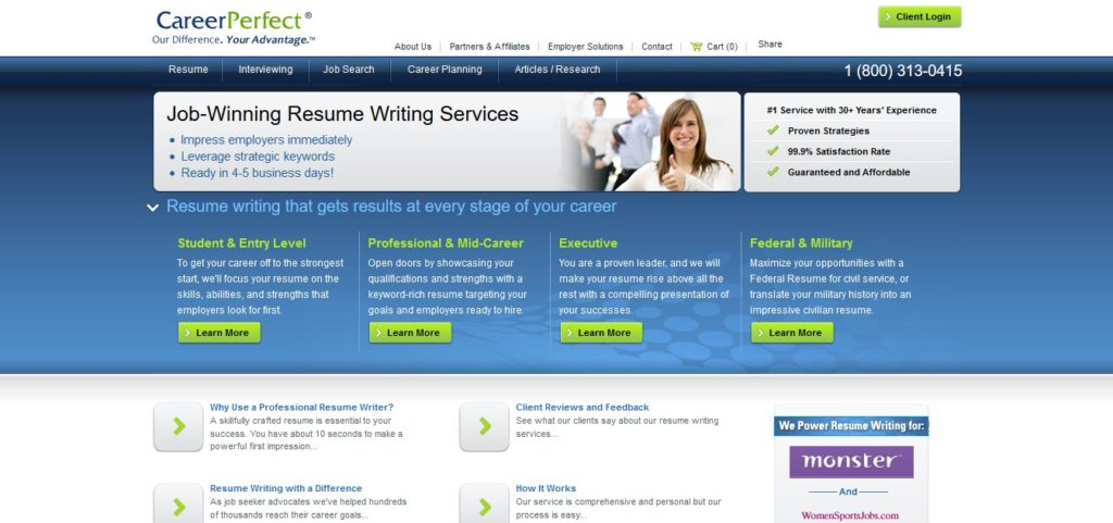 CareerPerfect Review 51 10