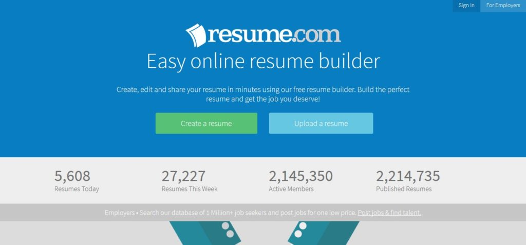 As For Resume Writing Services, You Wonu0027t Find Those At This Website.  Youu0027ll Get Few Tips On How To Write A Resume, But Thatu0027s It.  Resume Com Review