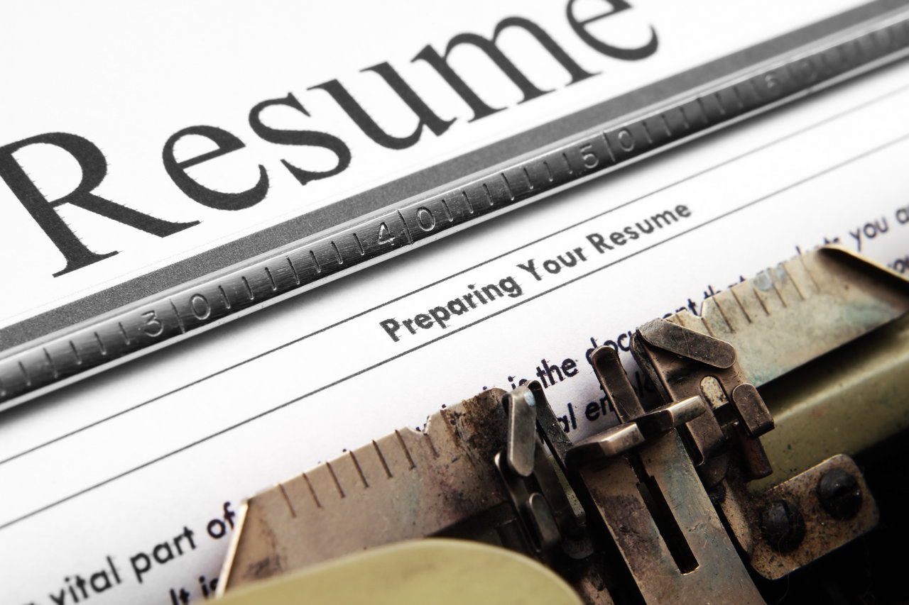 master the resume sections  headings and details