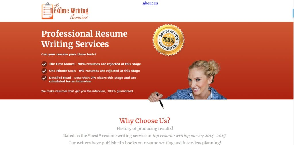 proresumewritingservices com review 6 5 10 properresumes
